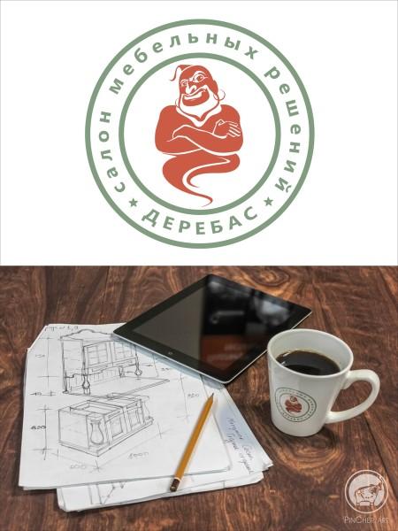 Логотип Салона мебельных решений Деребас